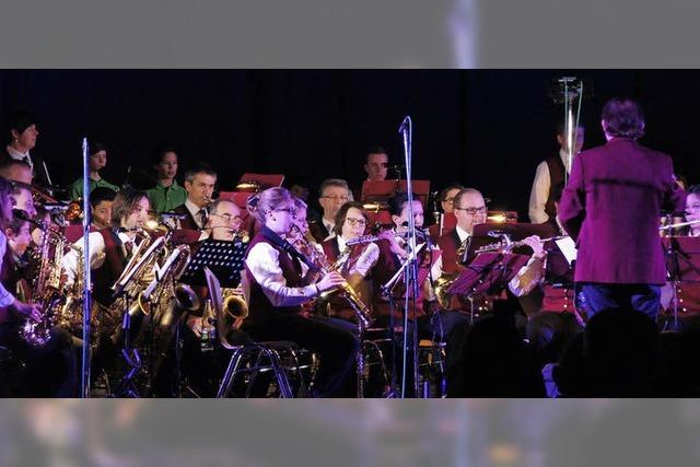 Orchester überzeugen mit Vielfalt