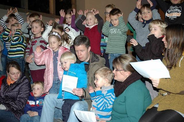 Musikumschüler ebnen den Weg in den Advent