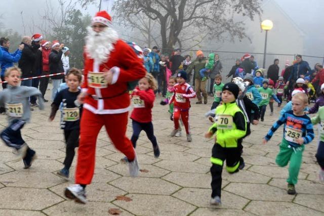 Neue Rekordzeit beim Nikolauslauf
