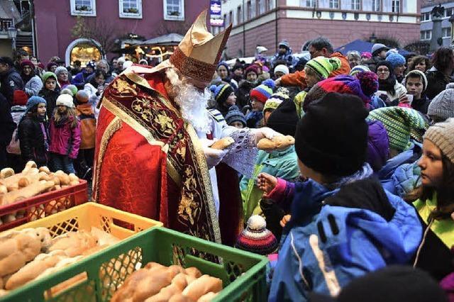 Stilvoller Nikolausmarkt