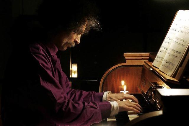 Improvisationen an der Orgel als hohe Kunst
