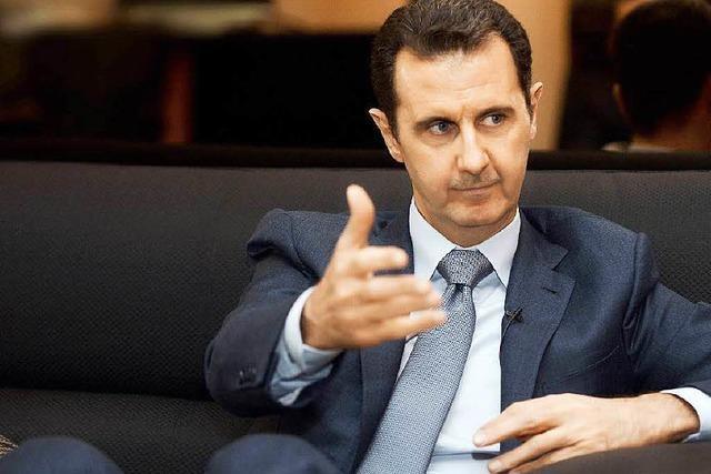 Assad-Regime: Mit Chlorgas gegen die Dschihadisten?