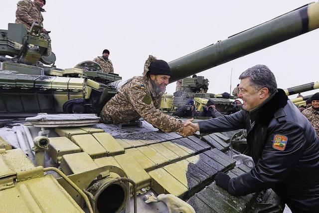 Putin und Hollande treffen sich kurzfristig