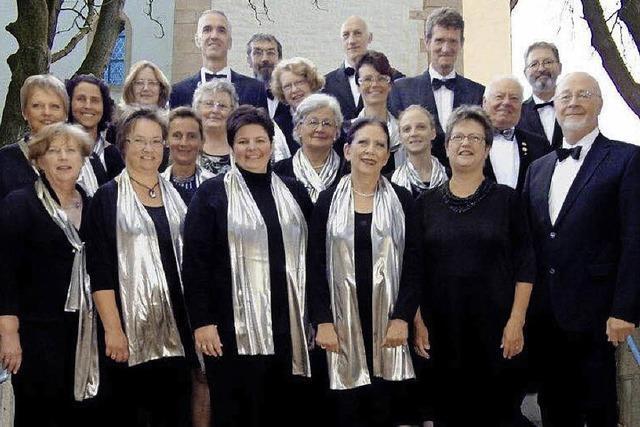 Müllheimer Vokalensemble feiert 25. Geburtstag in der Martinskirche