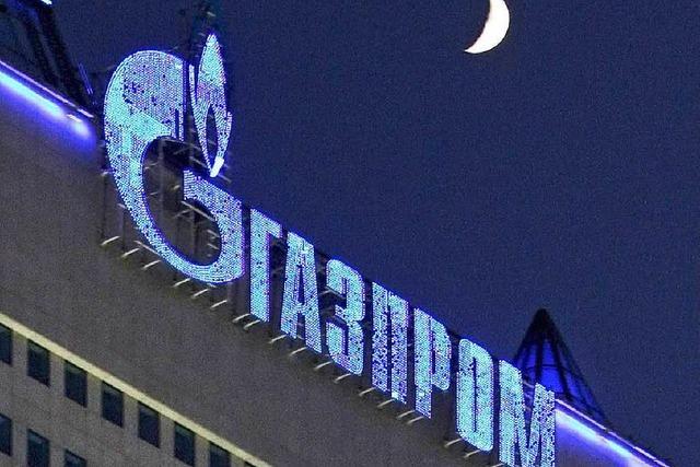 Gazprom wechselt Strategie für europäischen Markt