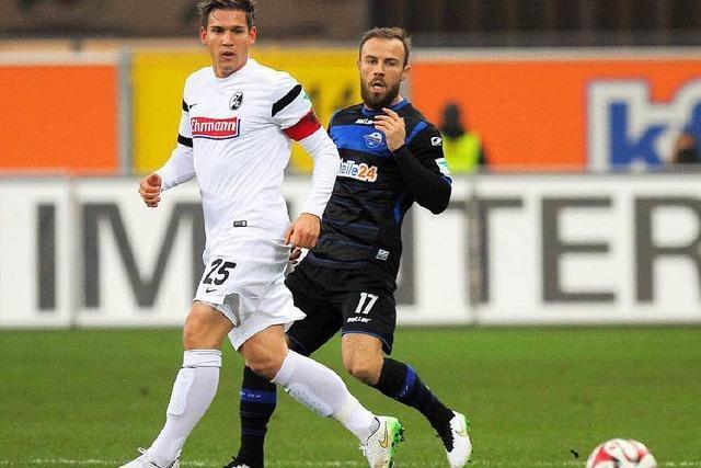 Der SC Freiburg verspielte bislang 8 Punkte in den Schlussminuten
