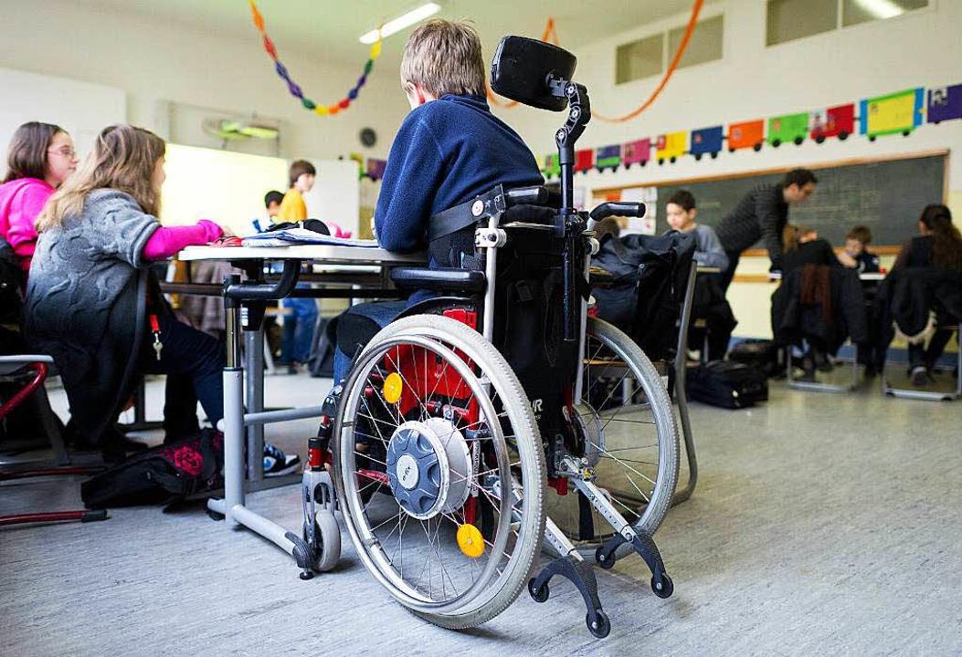 Inklusion kann ein Gewinn für alle sein.   | Foto: dpa