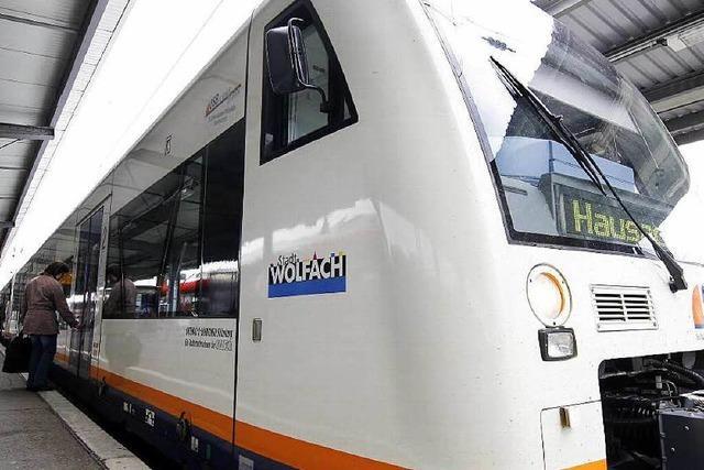 Ortenau-S-Bahn steuert neue Ziele an und wird attraktiver