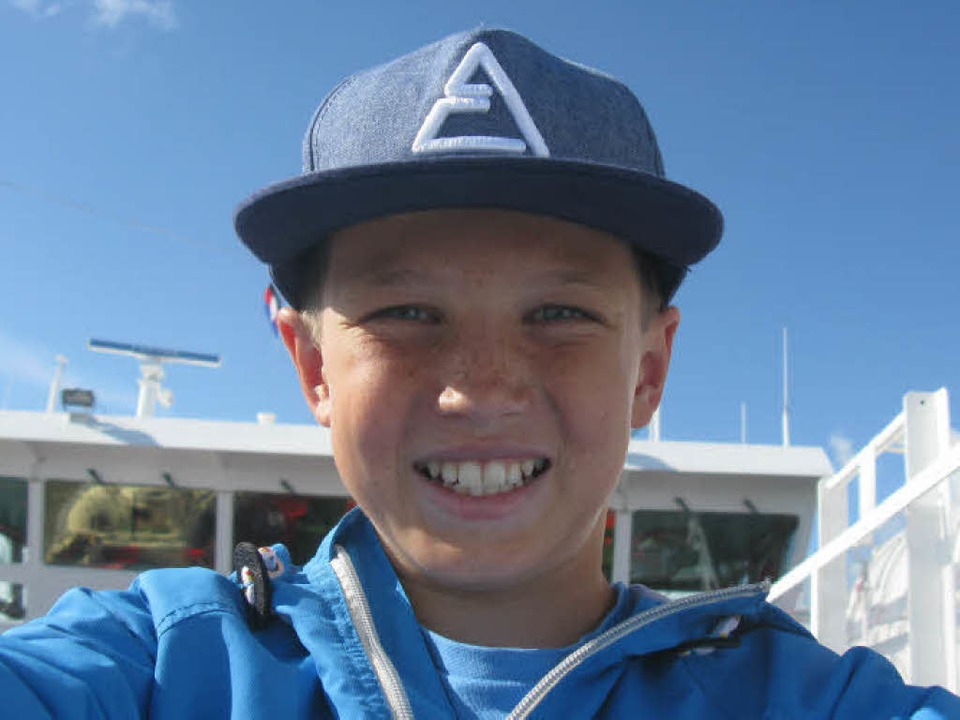 Thierry, 10 Jahre, aus Denzlingen  | Foto: privat
