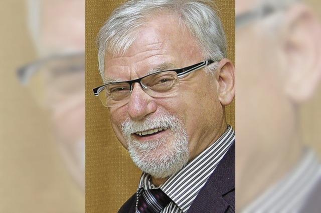 Julius Benz ist Ehrenvorsitzender