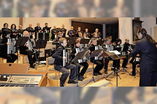 Konzert mit außergewöhnlicher Note
