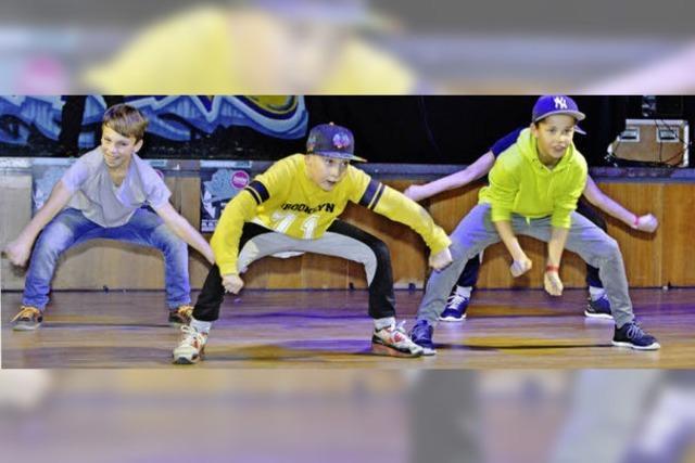 Beim Jam Down South Junior zeigen Kinder, was sie in Sachen HipHop und Breakdance draufhaben
