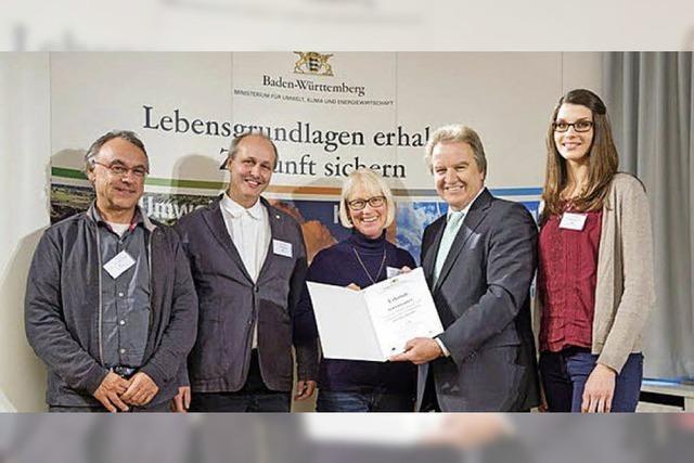 Gesamtstädtische Energiekampagne überzeugt Jury