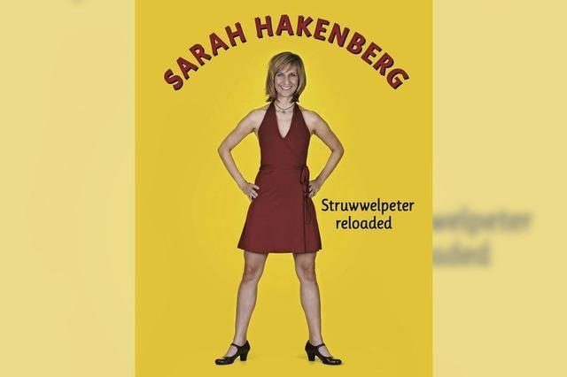 Sarah Hakenberg gibt im Teufelhof