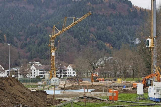 Verzögerung: Warum kann das neue Kollnauer Schwimmbad erst Ende August öffnen?