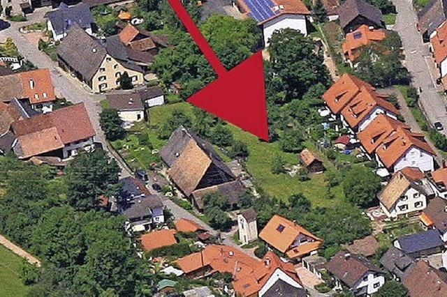 Trüby-Grundstück: Landratsamt pocht auf Bodenaustausch