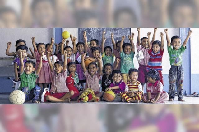 Der Andheri-Helferkreis sammelt unermüdlich
