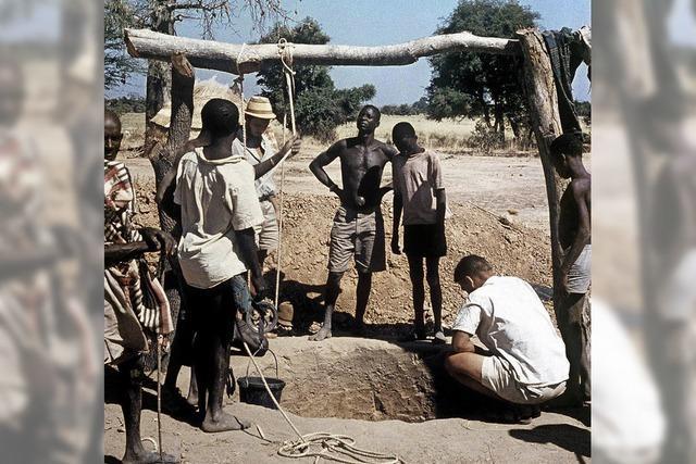 Die Entwicklungshilfe lebt nicht vom Bund allein