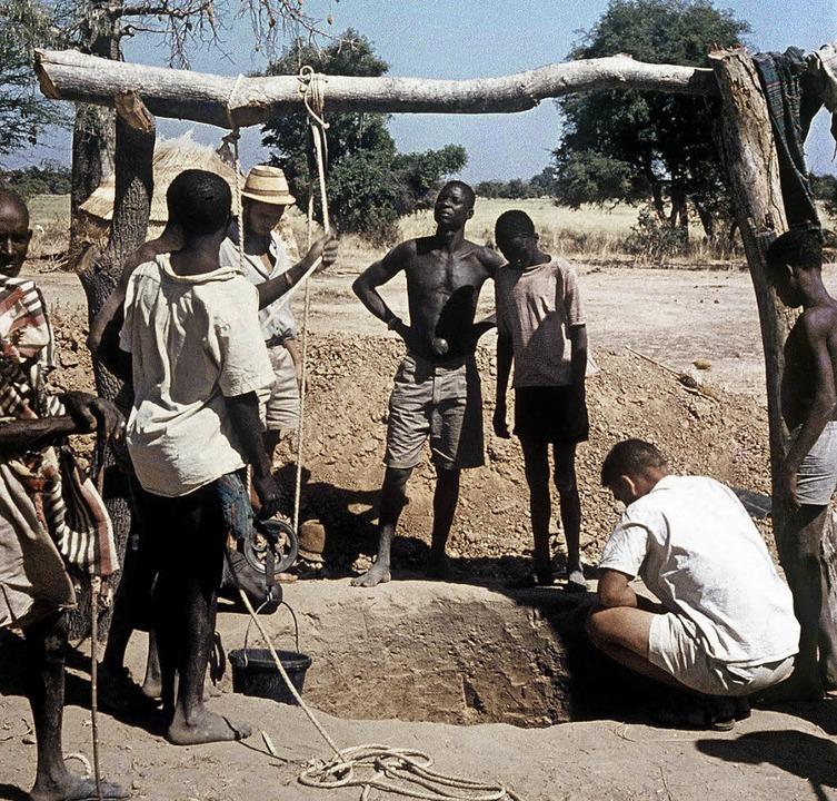Brunnen bohren und dicke Bretter:   Entwicklung ist Daueraufgabe   | Foto: dpa