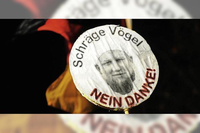 Anti-Islam-Bündnis wächst kontinuierlich
