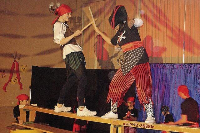 Zirkus Karli ist eine Wucht