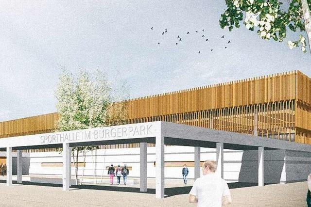 Sporthalle und Kita: Landesgartenschau bekommt Konturen