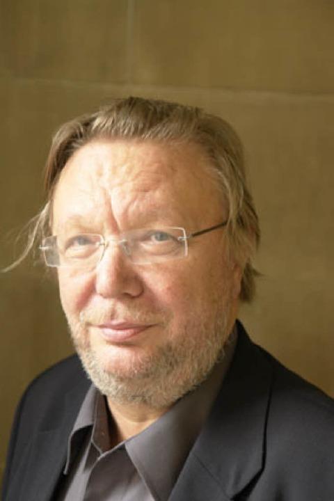 Hermann Schwengel, 1949 – 2014.  | Foto: universität