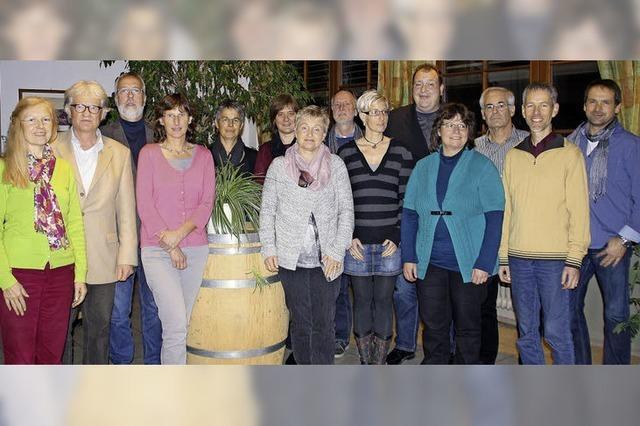 Elf neue Gästeführer