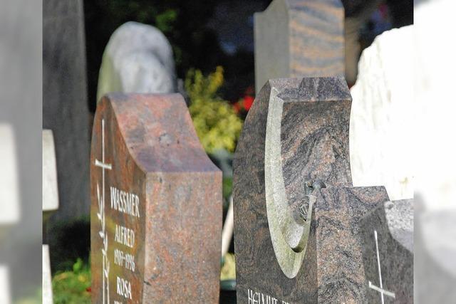 Zu Wasser und Friedhof gab es nur Detailfragen