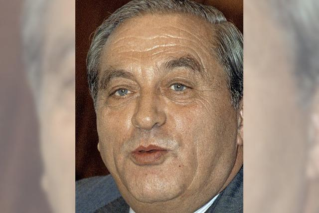 Karl-Otto Pöhl ist tot