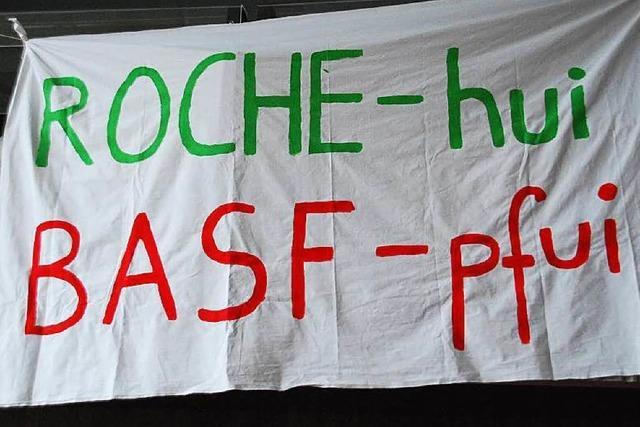 Streit um alte Chemiedeponie in Grenzach-Wyhlen
