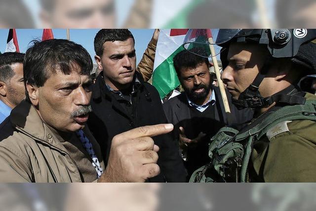 Palästinensischer Minister stirbt nach Handgemenge
