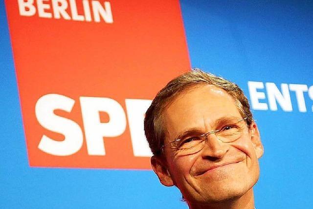 Berlin: Müller ist neuer Regierender Bürgermeister