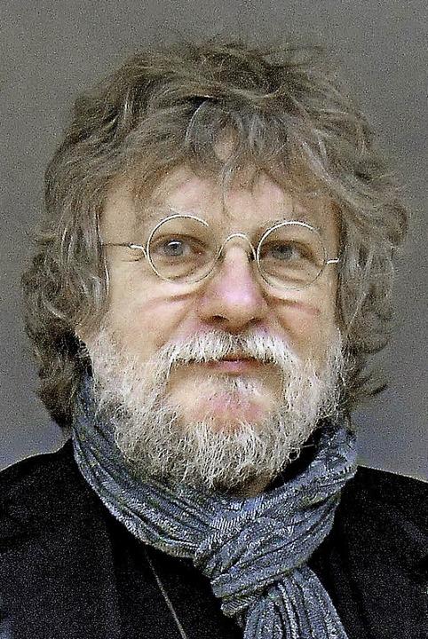 Robert Sägesser    Foto: Simon Tenz