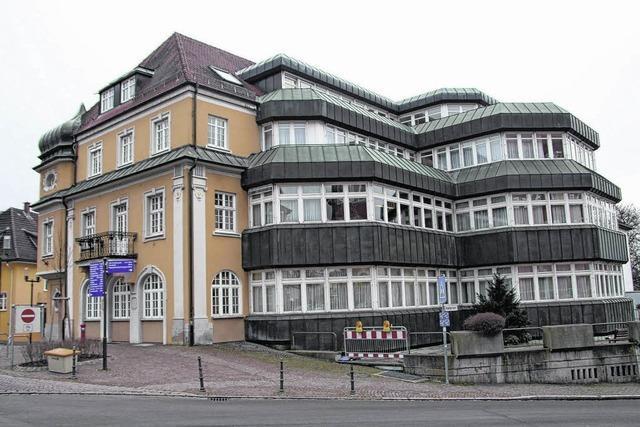 Kein Geld für Rathaus II
