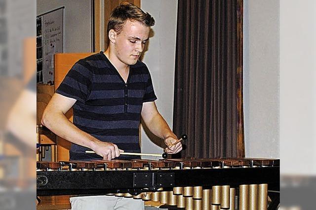 Junge Musiker begeistern