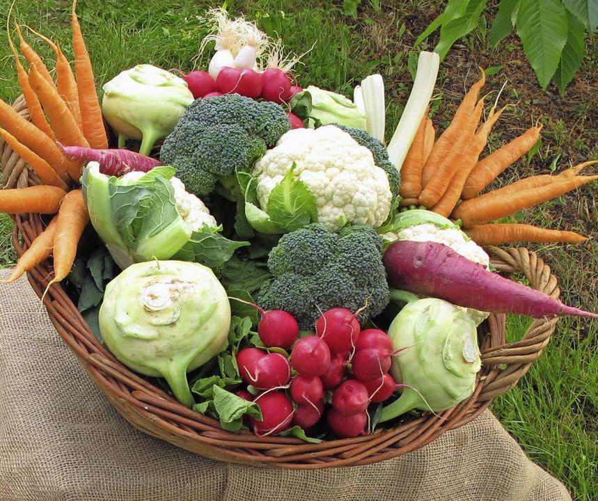 Gemüse kommt im Winter viel auf den Ti...re Produkte mit einer neuen Homepage.-  | Foto: Jutta Schütz