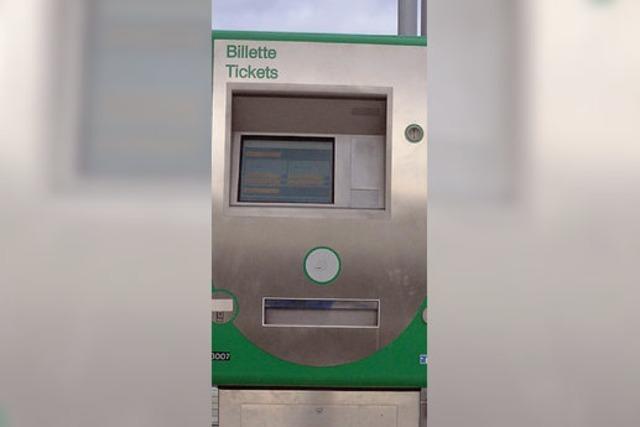 Bus, Zug oder Tram – Ticket ist das gleiche