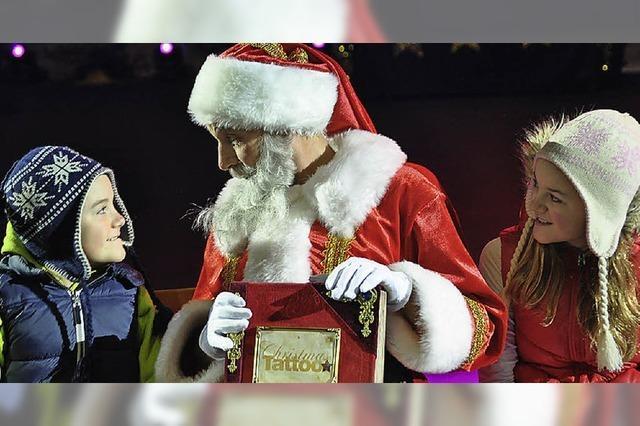 Eine weihnachtliche Weltreise