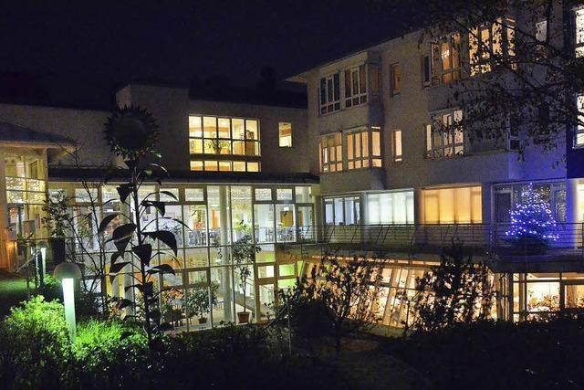 Caféteria und Küche des Rheinfelder Bürgerheims werden erneuert