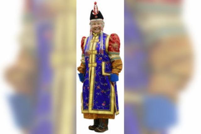 Die mongolische Sängerin Lkhundev Gonjiv ist ein lebendes UNESCO-Weltkulturerbe