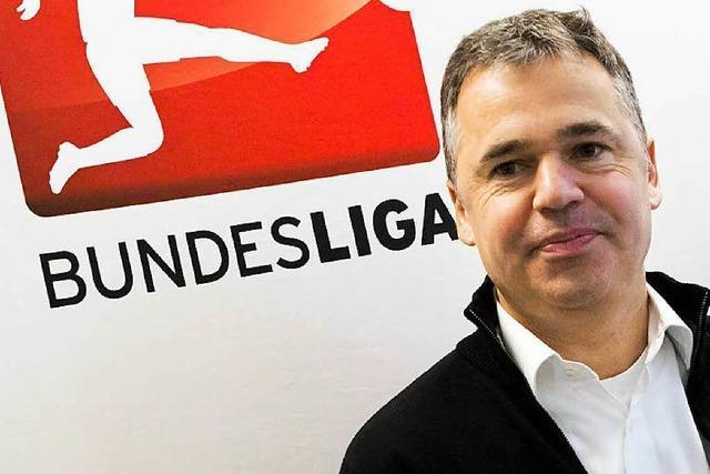 DFL-Geschäftsführer Rettig zu den Stadionplänen des SC