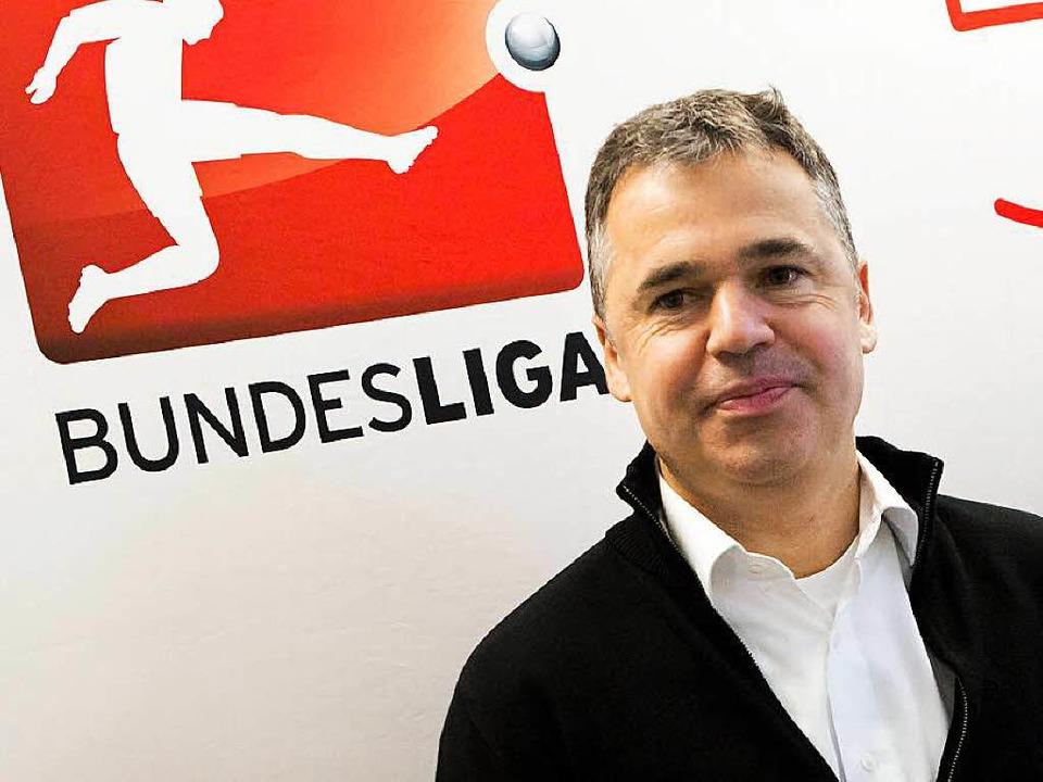 Hat im deutschen Fußball viel zu sagen: Andreas Rettig    Foto: Frank Rumpenhorst