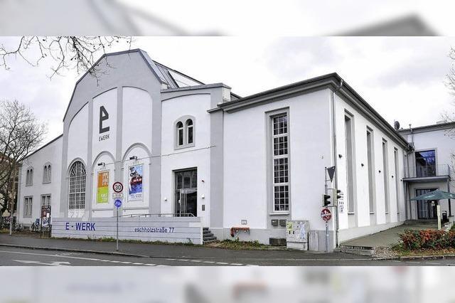 Krach und Zerwürfnissen: Das Kulturzentrum E-Werk stellt sich neu auf