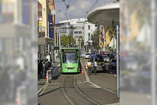 Heute, Freitag, wird die Zollstraße in Weil beim Festakt gesperrt