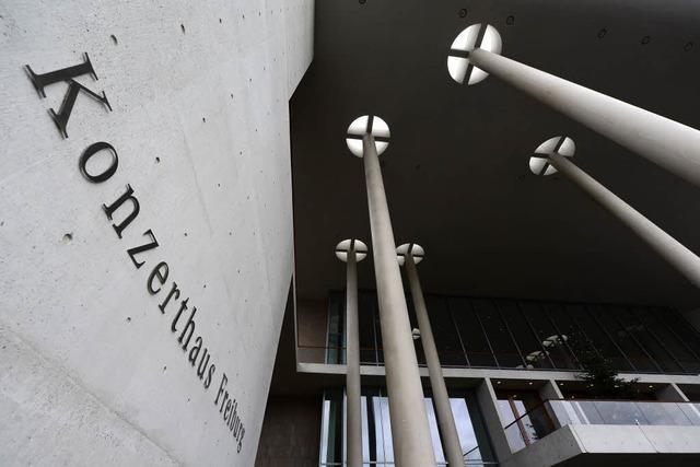Das Konzerthaus muss für zwei Millionen Euro saniert werden