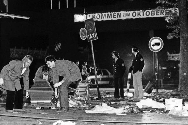 Attentat aufs Oktoberfest: Zwei neue Zeugen sollen aussagen