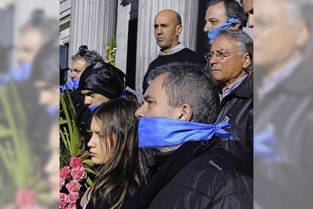 Spanien verschärft das Versammlungsrecht