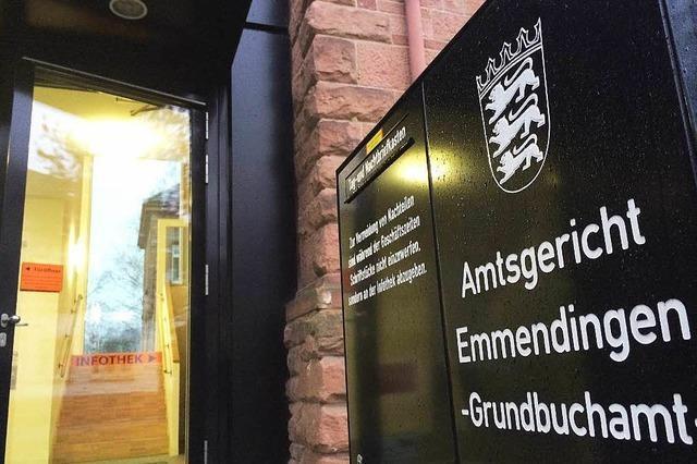 Grundbuchamt in Emmendingen: Ärger wegen langer Bearbeitungszeiten