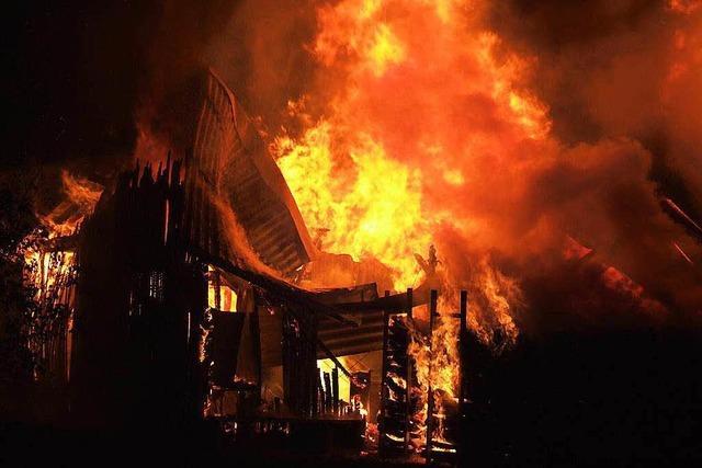 Prozess um Brandserie: Foto sorgt für überraschende Wendung